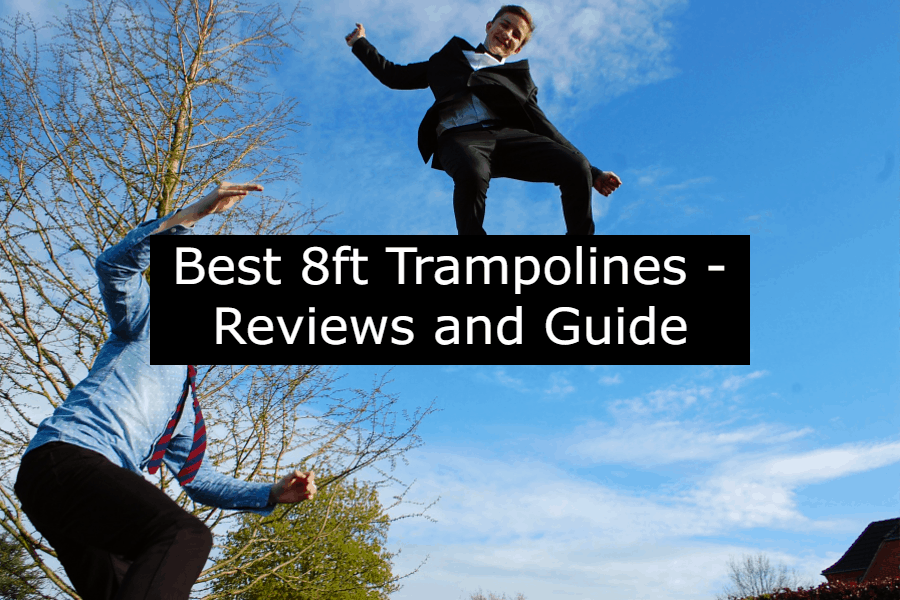 Best 8ft trampolines