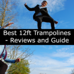 Top 7 Best 12ft Trampolines - Reviews & Guide UK [2020]