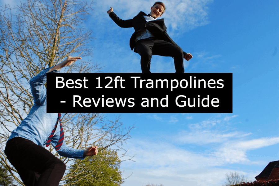 best 12ft trampolines