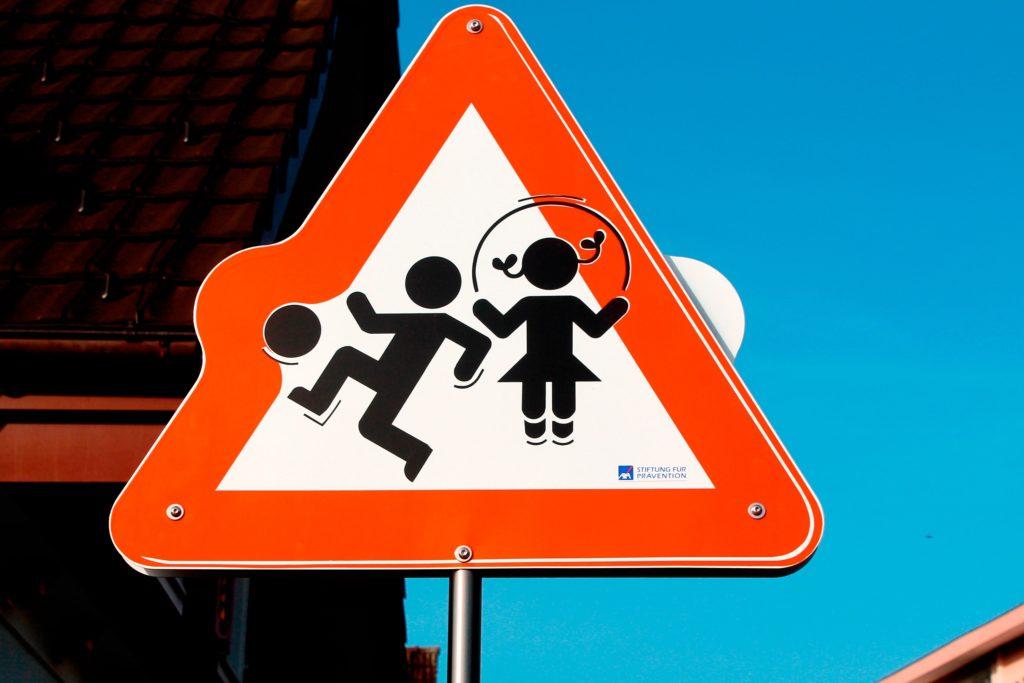 Kids trampoline safety certificates