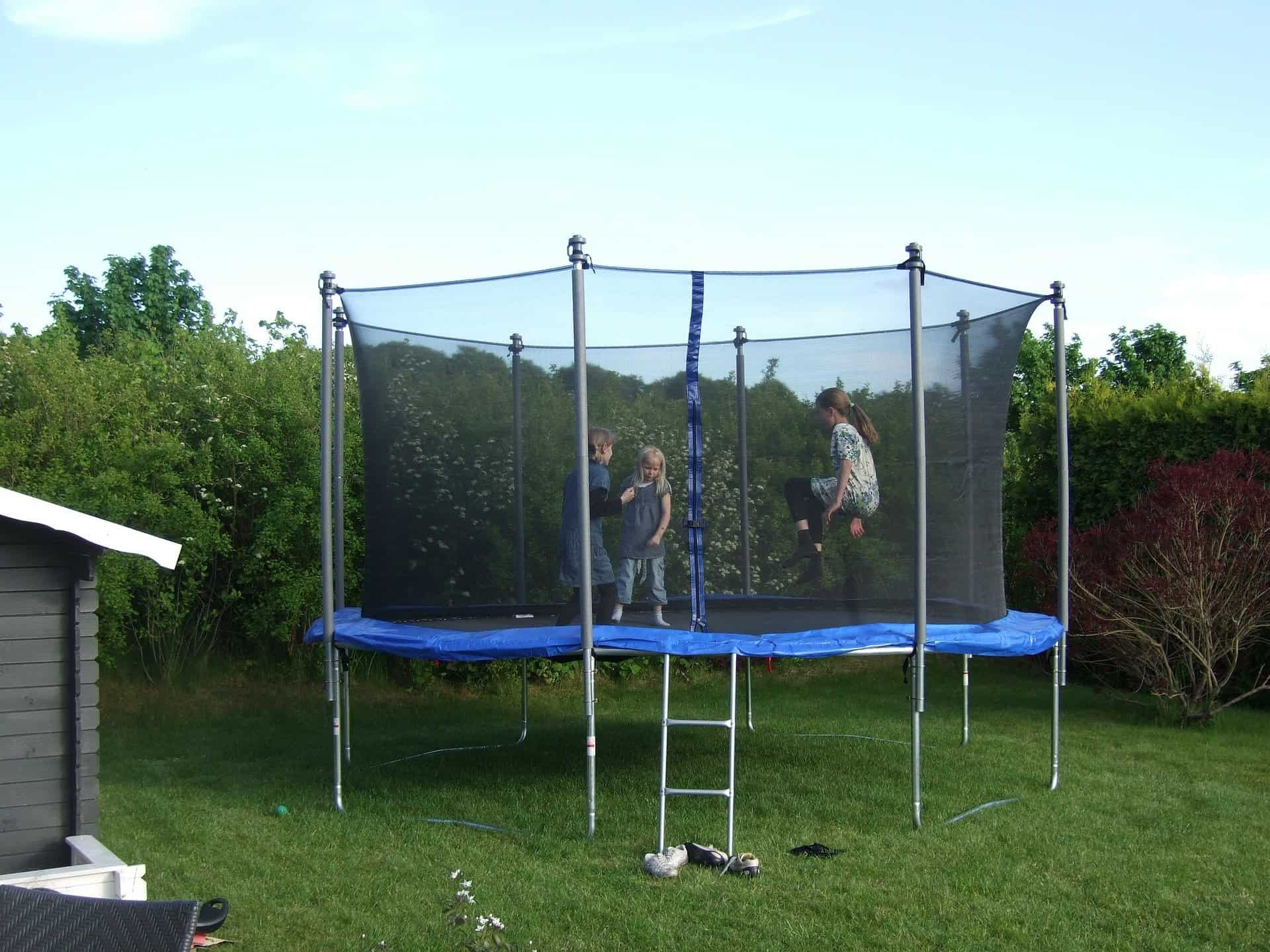 What size of trampoline should i get?