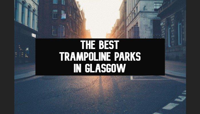 trampoline park glasgow
