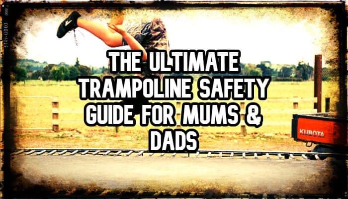 ultimate trampoline safety guide