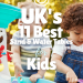 UK's 11 Best Sand and Water Tables For Kids 2021 – [Reviewed & Ranked]