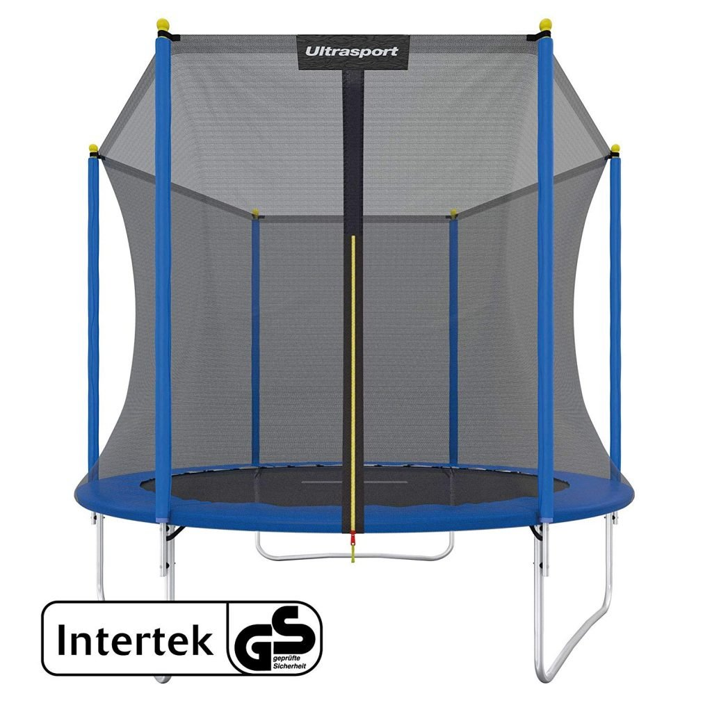 ultrasport-8ft-trampoline