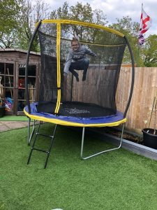 UK's 5 Best 8ft Trampolines For [2020] 14