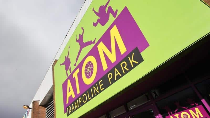 Atom Trampoline Park Reading