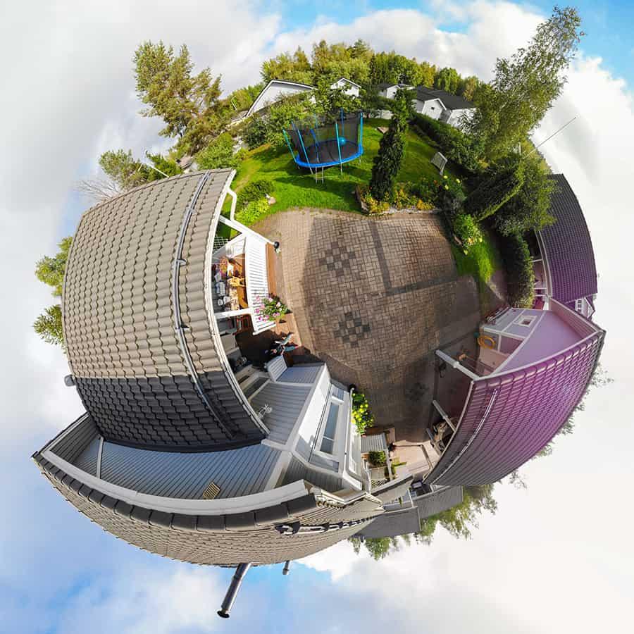 trampoline-shape