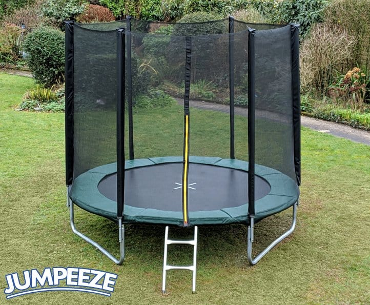 jumpeeze-8ft-trampoline-green