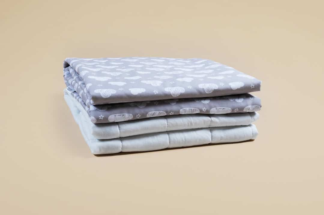 childrens weighted blanket from the little blanket shop